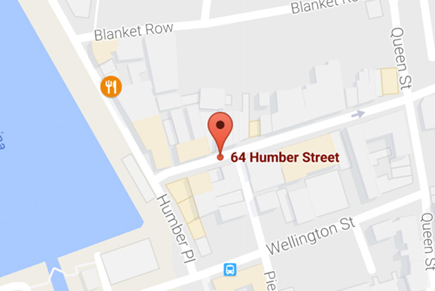 Getting to Humber Street Gallery