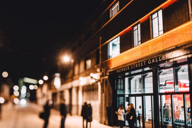 HP Parmley at Humber Street Gallery